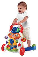 """Ходунки-центр игровой развивающий  """"Первые шаги""""  Chicco Baby Steps Activity Walker"""