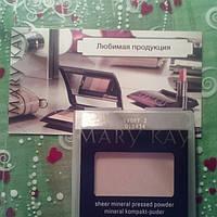 Компактная пудра для лица Mary Kay (Америка)