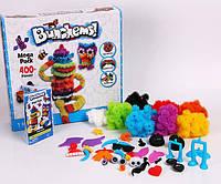 Детская игрушка Мягкий конструктор-липучка Bunchems Mega Pack (Банчемс)