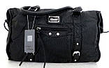 Стильная женская сумка. Эко-кожа. Синяя, фото 6