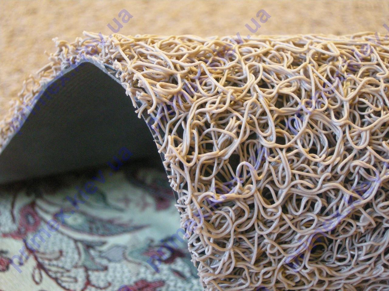 Коврик грязезащитный Петлевой 40х60см. цвет бежевый. Придверный коврик купить