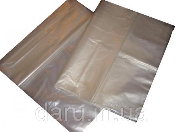 Полиэтиленовые мешки для выращивания грибов 35х75 см
