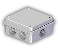 Распределительная коробка, наружная, IP54, 80x80x40мм
