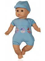 Кукла Paola Reina для купания в голубом 32 см (37150)
