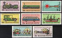 Венгрия 1959 Транспорт - MNH XF