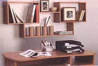 Полки навесные для дома и офиса