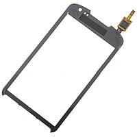 Тач панель для SAMSUNG S7710 Galaxy Xcover 2 черный Оригинал (TW)