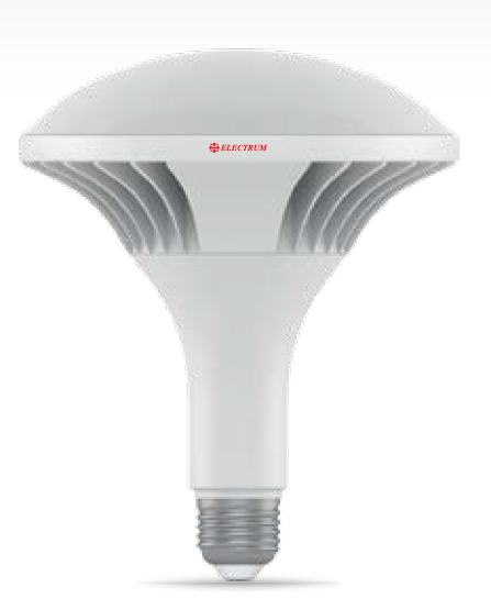 Лампа светодиодная LF50 50W E27 4000К 4500 Lm ELECTRUM высокомощная промышленная
