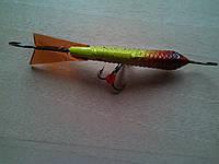 Балансир для рыбалки Gintai (джинтай) цвет - 5, 22 г, 54 мм