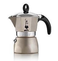 Кофеварка гейзерная Bialetti Dama Glamour Pearl, на 3 чашки