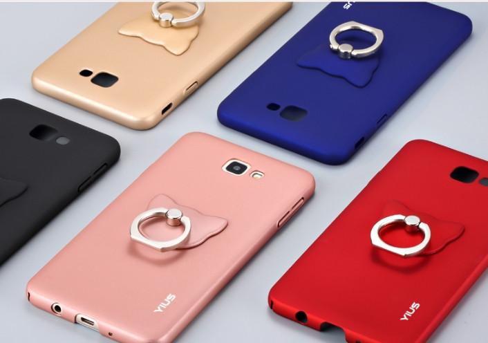"""Samsung G570 J5 PRIME Оригинальный чехол панель накладка бампер 360* защита с кольцом """"YUIS"""""""