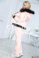 Тёплый женский костюм Оля 48-52 р, фото 1