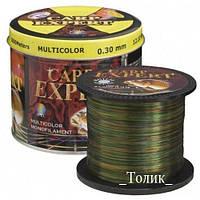 Леска Carp Expert Boilie Special Multicolor 1000м 0.50мм 23.5кг