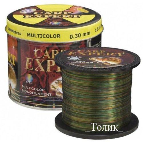 Леска Carp Expert Boilie Special Multicolor 1000м 0.50мм 23.5кг - hobbi-sport в Хмельницком