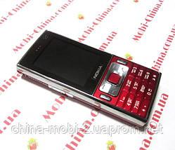 Копия Nokia P800 - dual sim с TV и проектором, red, фото 2