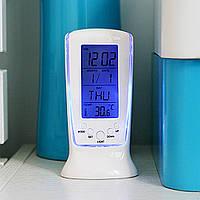 Цифровой будильник :Электронные часы: