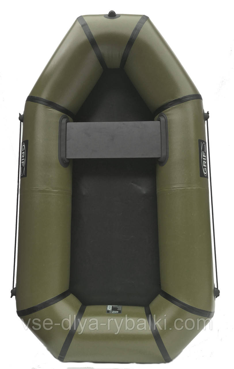 Лодка пвх надувная одноместная Grif boat GL-190