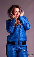 Тёплый женский костюм Карина батал (евро зима), фото 1