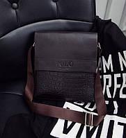 Стильная сумка мужская Polo