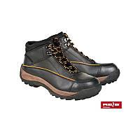 Ботинки кожаные с усиленным стальным носком  BRYAL REIS