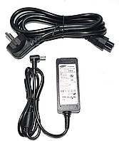 Блок питания для ноутбука Samsung 19V 2.1A (3.0*1.7) + Сетевой кабель