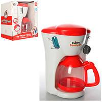 Кофеварка 5214  22см, емкость для воды, свет, на бат-ке, в кор-ке,20,5-24-14,5см