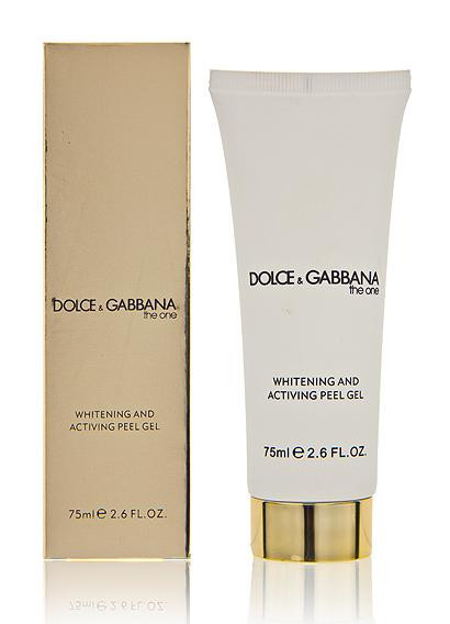 Пилинг для лица Dolce&Gabbana Whitening and Activing Peel Gel - Naff.com.ua- товары для всей семьи. в Киеве