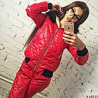 Тёплый костюм Ира, фото 1