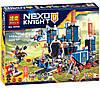 Конструктор Nexo Knights 10490 Фортрекс - мобильная крепость (аналог Lego 70317)
