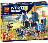 Конструктор Nexo Knights 10490 Фортрекс - мобильная крепость (аналог Lego 70317), фото 1