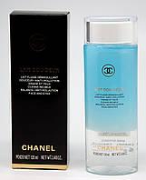 Двухфазная смывка Chanel Lait Dou Ceur