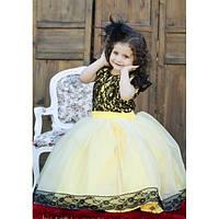 Д-101217 Выпускные платья для девочек в детском саду