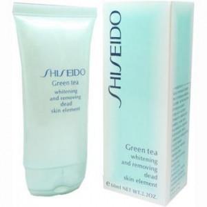 Пилинг очищающий для лица Shiseido Green Tea - Интернет-магазин BoomS.com.ua - обувь, одежда, парфюмерия по доступным ценам. в Киеве