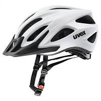 Велосипедный шлем Uvex Viva 2, белый матовый (56-62)