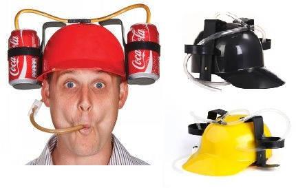 Шлем для напитков Цветной, фото 2