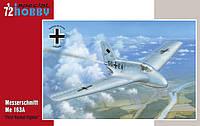 Messerschmitt Me-163A 1/72 Special HOBBY 72334