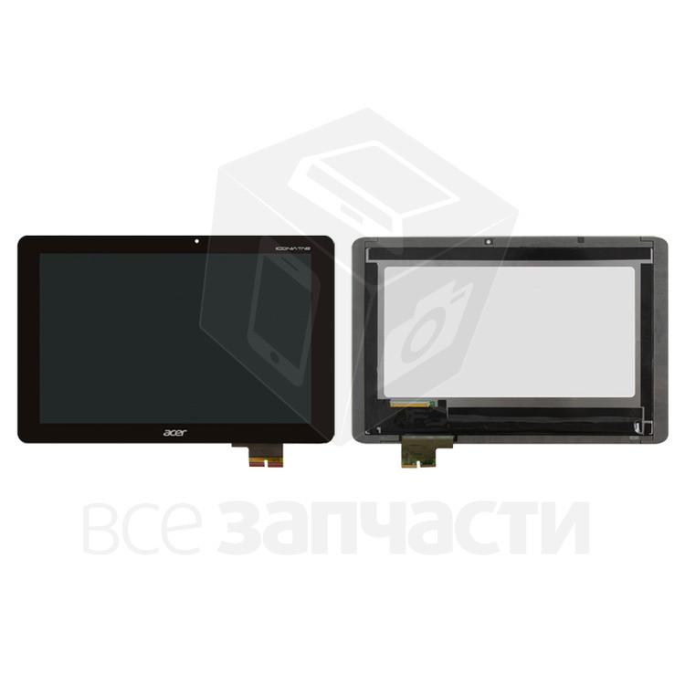 Acer Iconia Tab A700 Дисплейный модуль