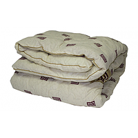 Одеяло двуспальное Сиеста, летнее, бязь, силикон, 160 г/м2,   180х210