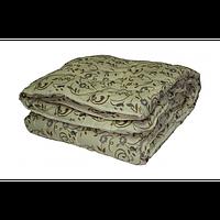 Одеяло полуторное шерстипон, полиэстер, 400 г/м2, 150х210