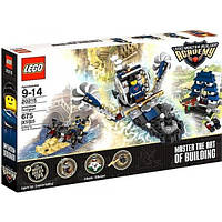 LEGO Master Builder Academy Конструктор изобретений Level 4 Invention Designer 20215