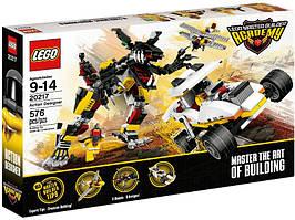 LEGO Master Builder Academy дизайнер действий Action Designer MBA Kit 20217