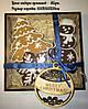 Коробка для пряников 150х150х30 с прозрачной крышкой, фото 4