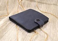 Мужское кожаное портмоне ручной работы, фото 1