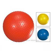 Мяч для фитнеса массажный фитбол гимнастический 70 см