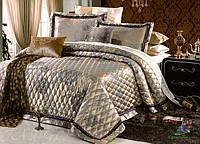 Стеганые покрывала на кровать с наволочками