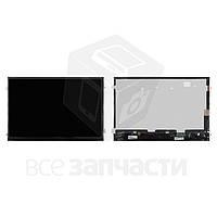 Дисплей для ноутбука CLAA101FP01 глянцевая, разъем справа внизу
