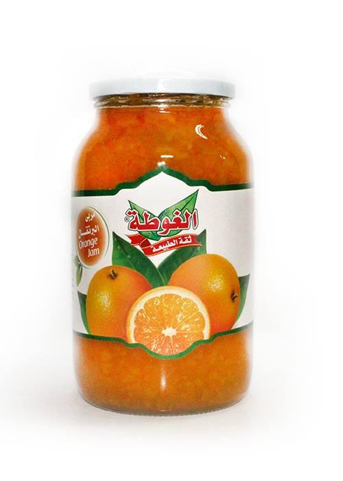 Джем Апельсин, 400 гр