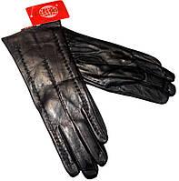 Перчатки кожаные на флисе 6,5