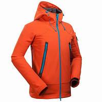 Треккинговая куртка Mammut SoftShell Coldproof orange L