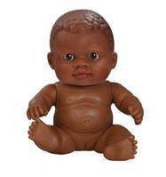 Кукла-пупс Paola Reina Младенец девочка мулатка 22см (31018)